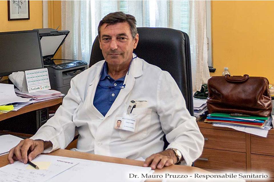 Assistenza medica RSA Casa Serena Genova