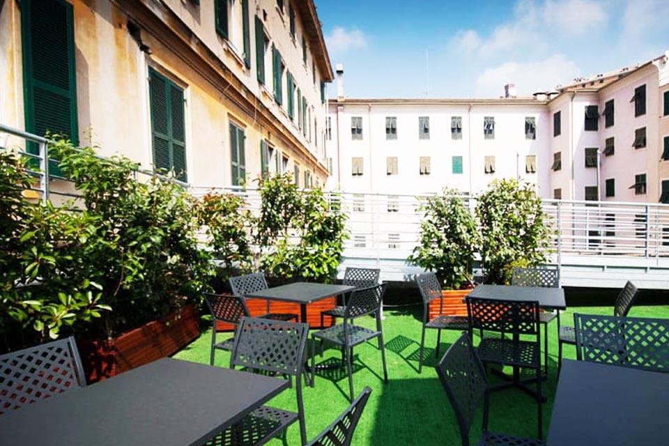 RSA Genova Casa di Riposo Casa Serena