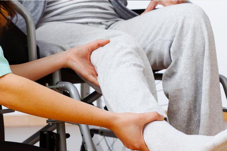 Palestra fisioterapia anziani - Casa Serena